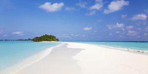 Maldives, Rasdhoo Atoll, Kuramathi Island