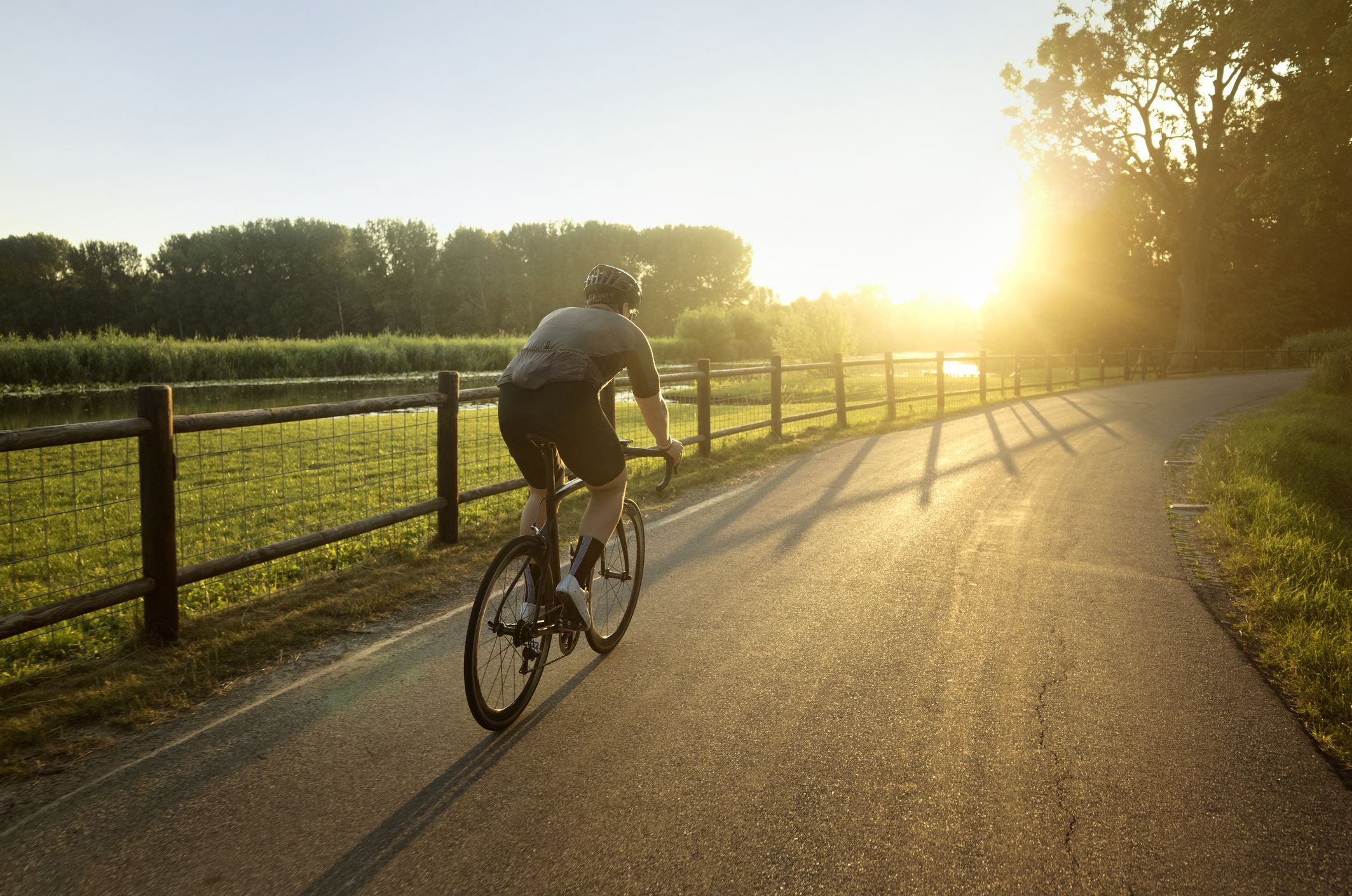 can cycling reduce abdominal fat