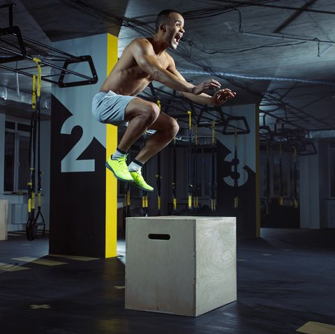 your guide to fasttwitch muscle training