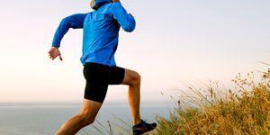 male athlete runner