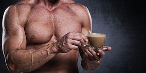 コーヒー カフェイン サプリ  ノンカフェイン プレワークアウト