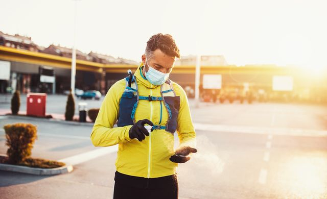 should you wear a mask while running