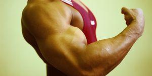 Pomp je armen in 10 minuten op tot Hulk-size