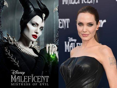 除了《黑魔女2》安潔莉娜裘莉之外!7位演過童話電影「反派角色」的好萊塢演員