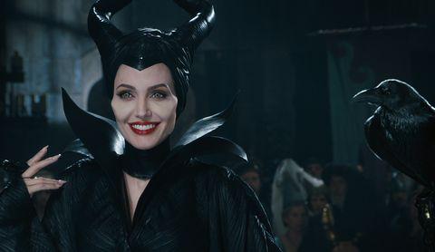 Maléfica (2014) Angelina Jolie