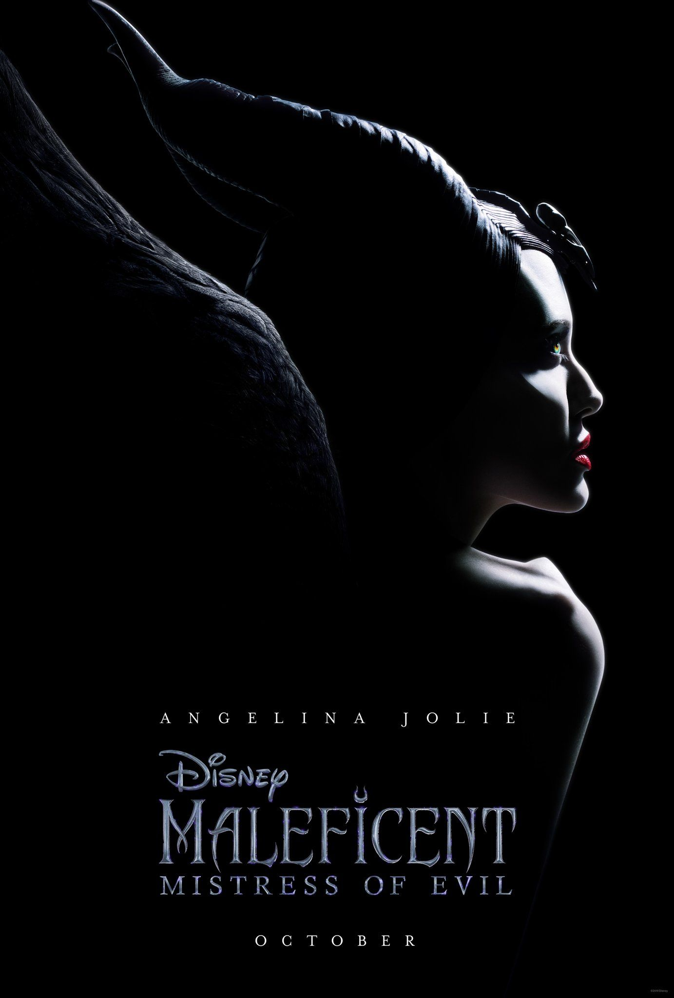 maleficent 2 poster, maleficent 2