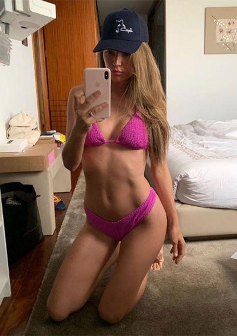 Malena Costa presume de cuerpazo en biquini