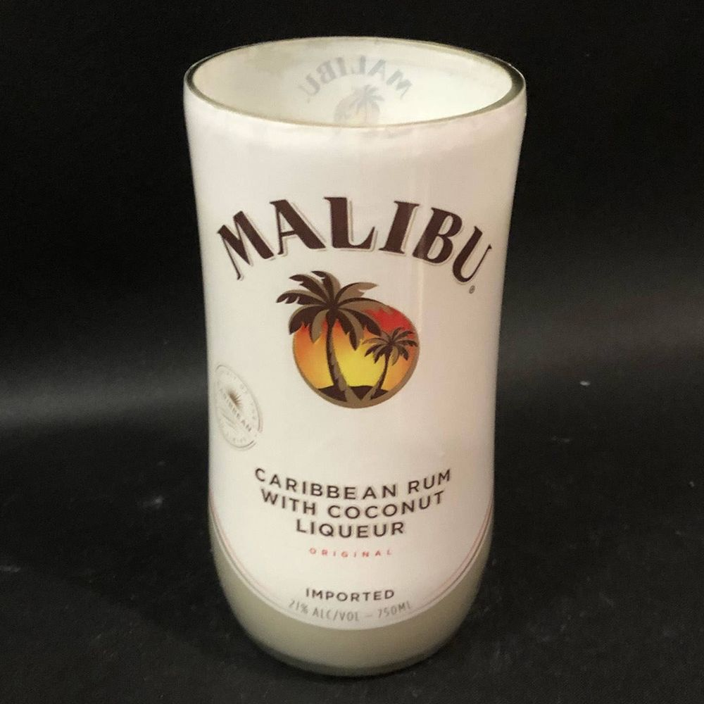 This Malibu Rum Candle Will Send You to a Tropical Island the Moment You Light It