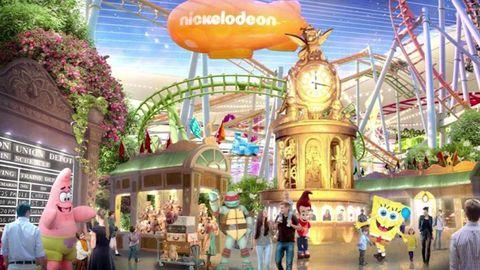 Amusement park, Amusement ride, Leisure, Tourist attraction, Recreation, Fun, Park, Nonbuilding structure, Tourism, Building,