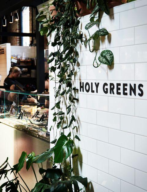 Malmö Zweden ELLE EtenHoly Greens