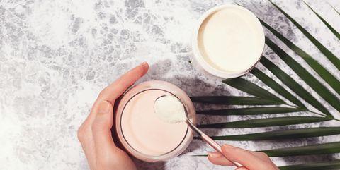 Malted milk: mout en melkpoeder