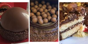 This Maltesers cake has a welcome surprise in the middle