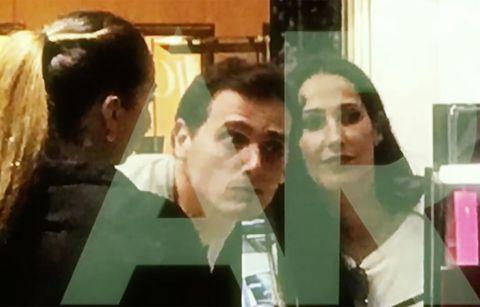 Albert Rivera y Malú, primeras imágenes juntos