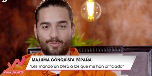"""Maluma se defiende de las críticas: """"No soy machista, yo no escribo las canciones"""""""