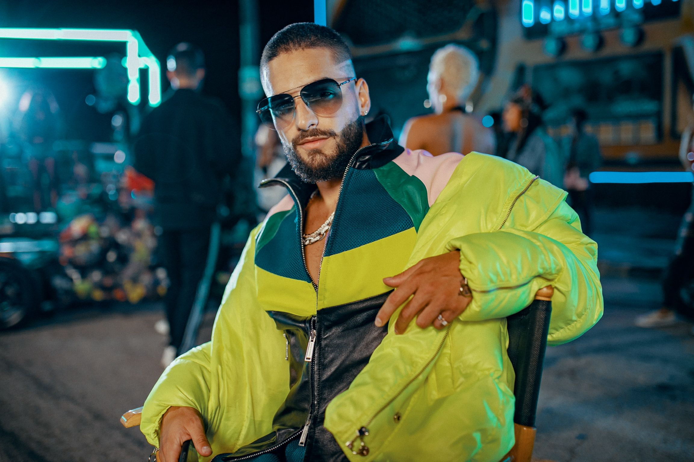 Maluma Just Wants to See Colombia Dance