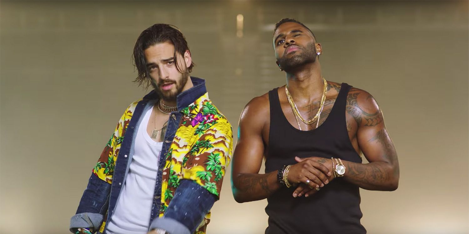 maluma jason derulo colors