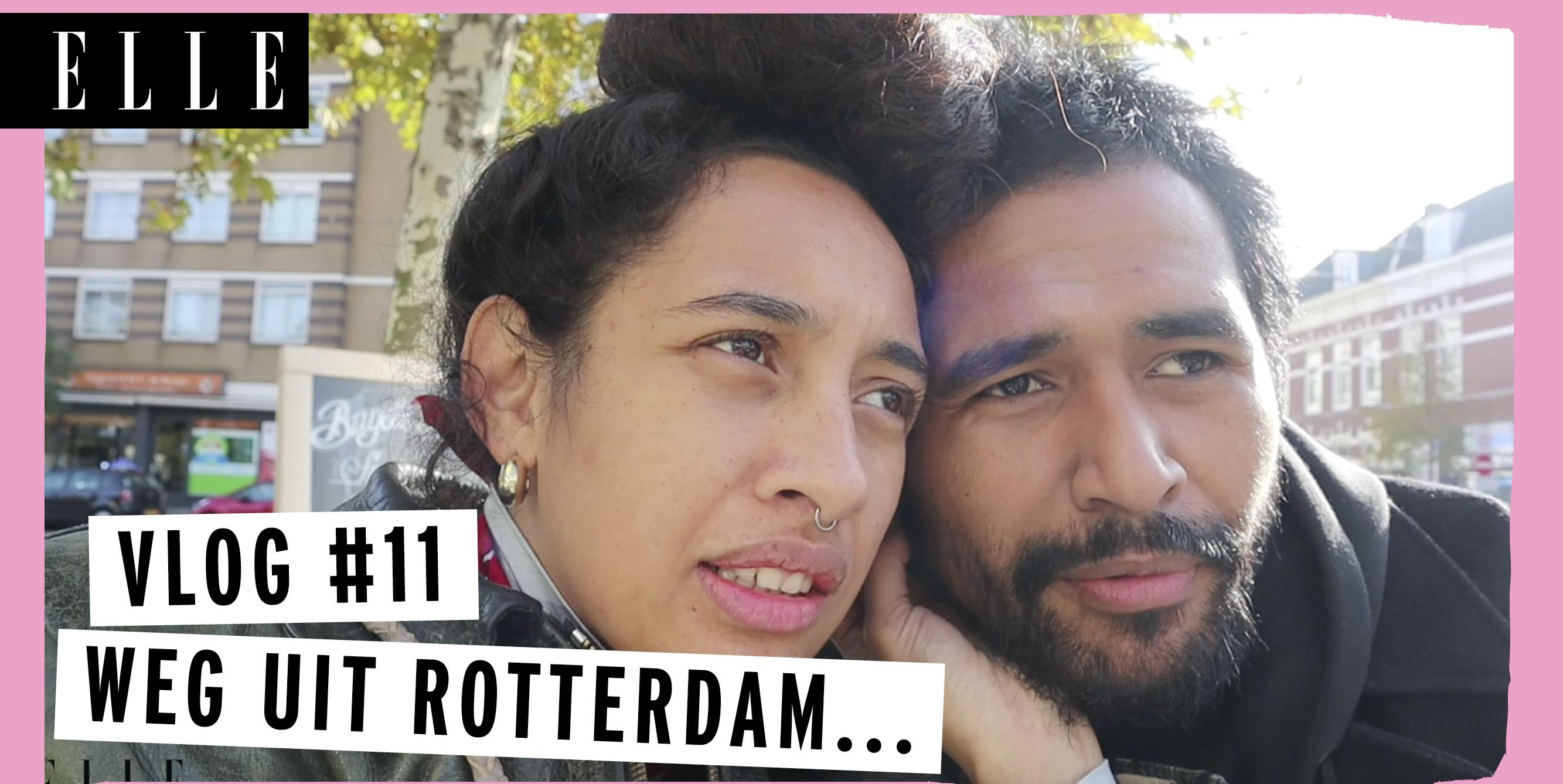 Ida bespreekt waarom ze Rotterdam inruilt voor Breukelen