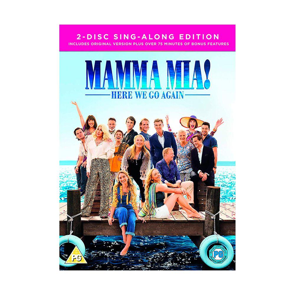 Mamma Mia Here We Go Again!