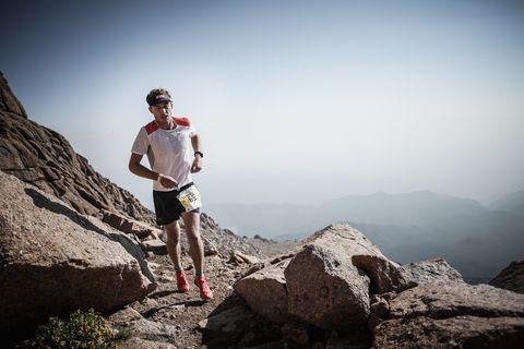 Dakota Jones - Pikes Peak Marathon