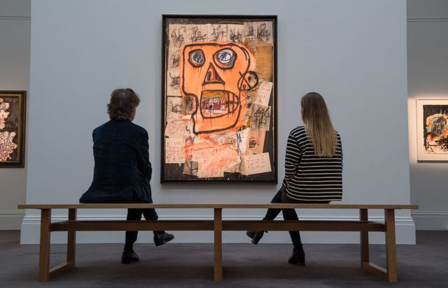 sotheby's contemporary art sale preview