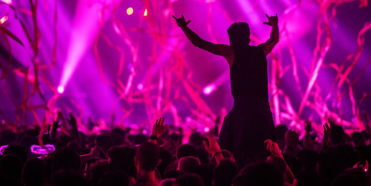 Ticketmaster Won't Actually Require a COVID-19 Vaccine to Get Into Concerts