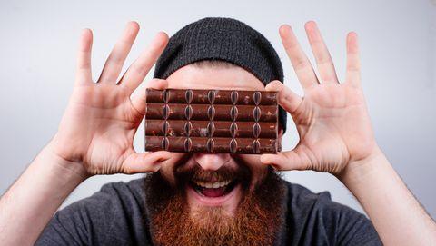 Chocolade: wie vind het niet lekker?