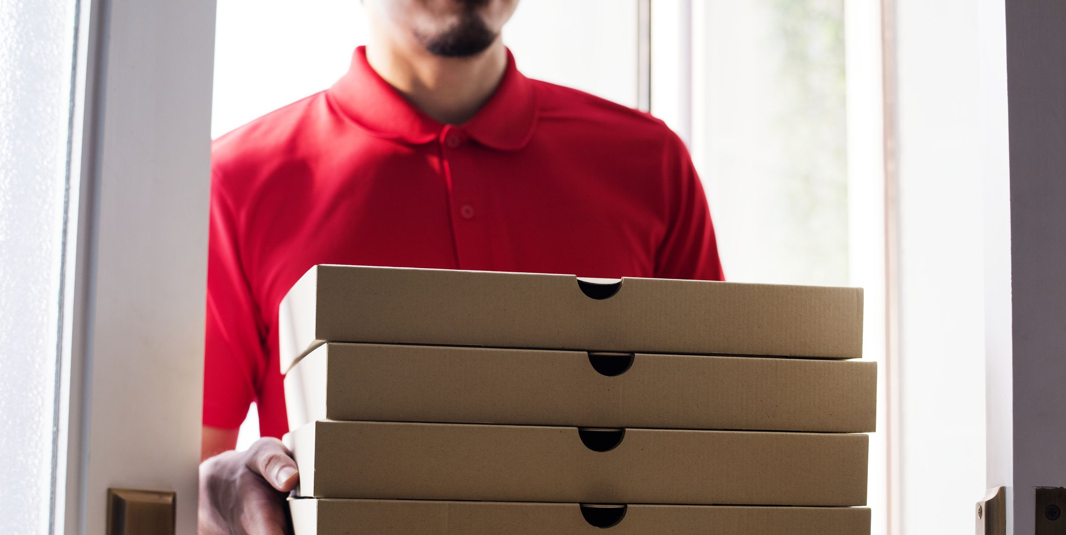 Food Delivery Services Offering 'Non-Contact Delivery' Because Of Coronavirus