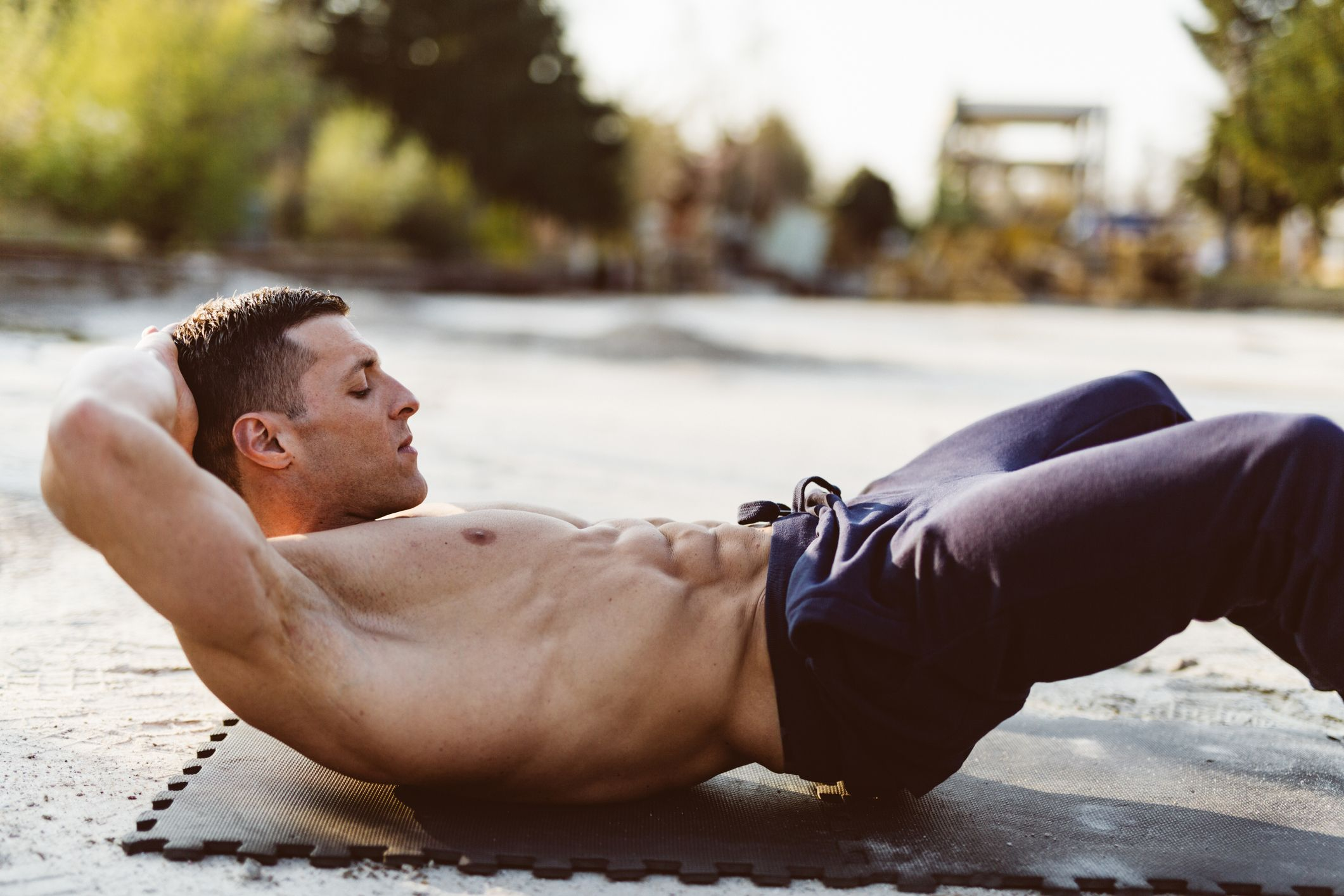 The Perfect 15-Minute Ab Workout