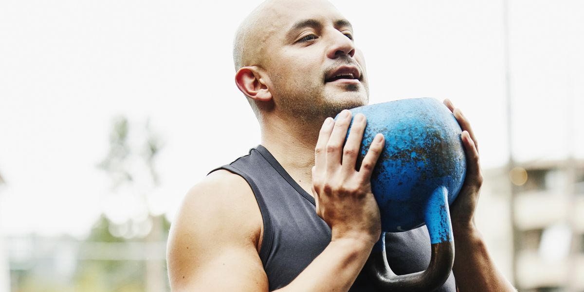 Men Over 40 Should Do Kettlebell Halos