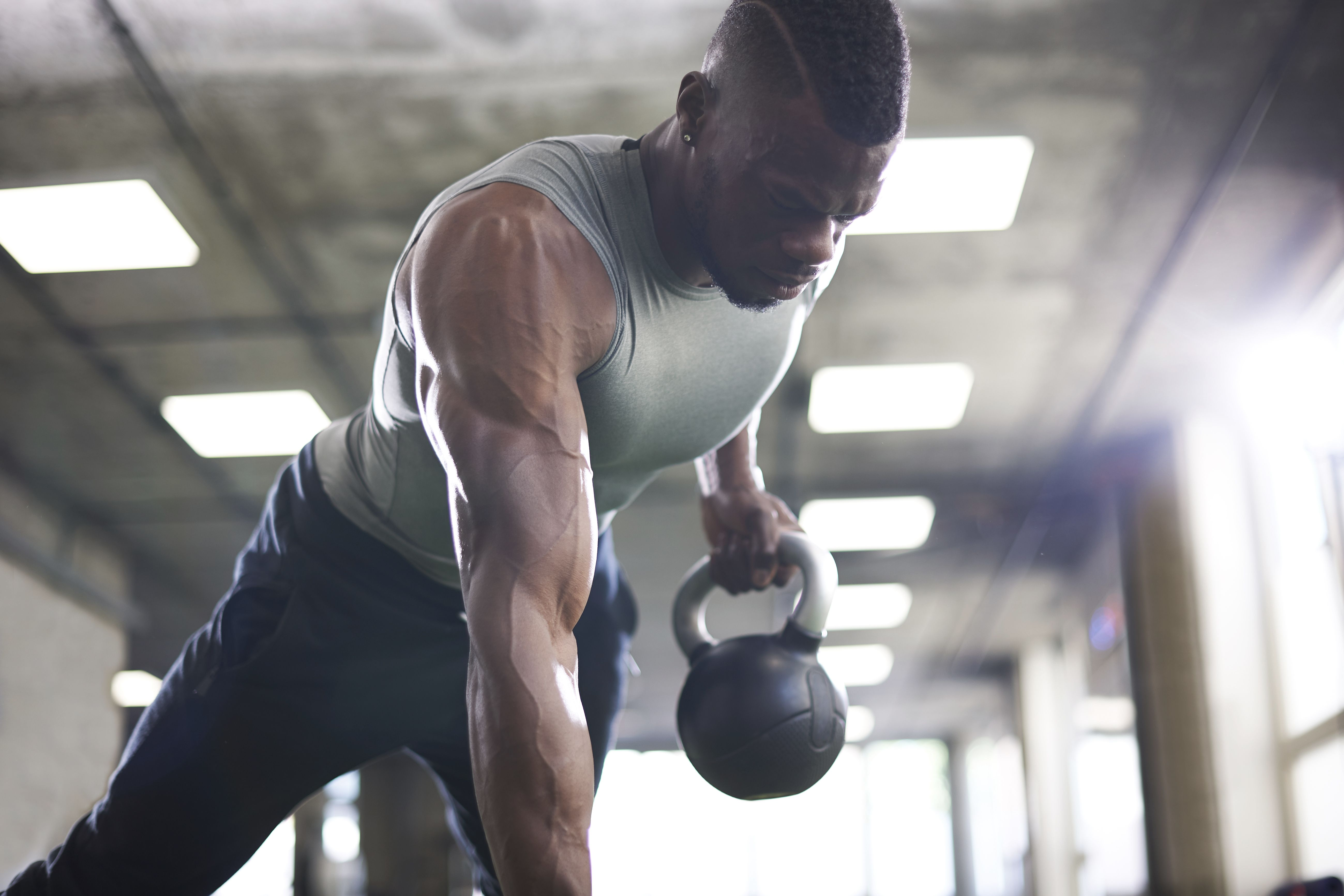 You Can Use Any Type of Weight for This Killer Core Workout