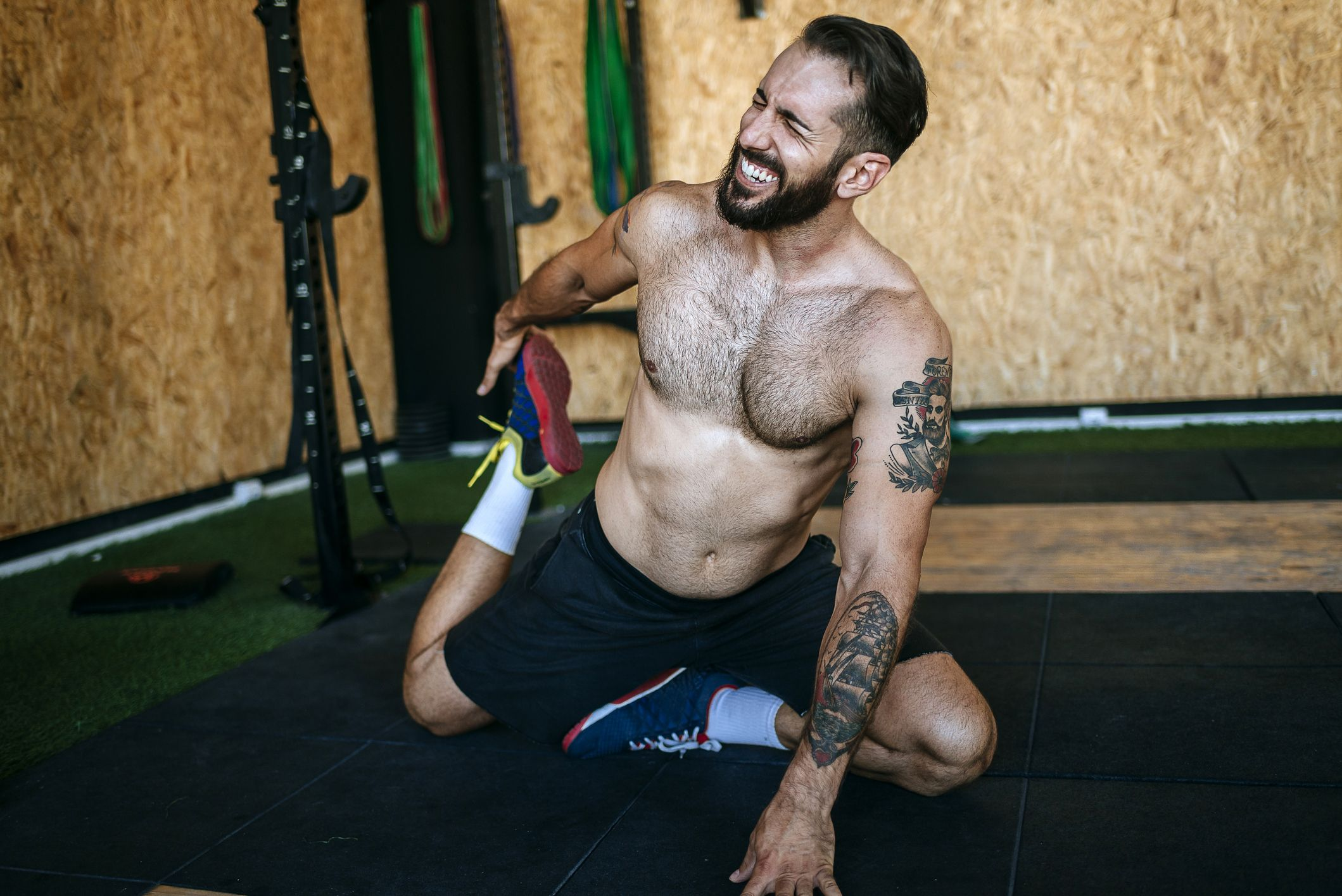 The Beginner's Guide to Mobility & Stretching