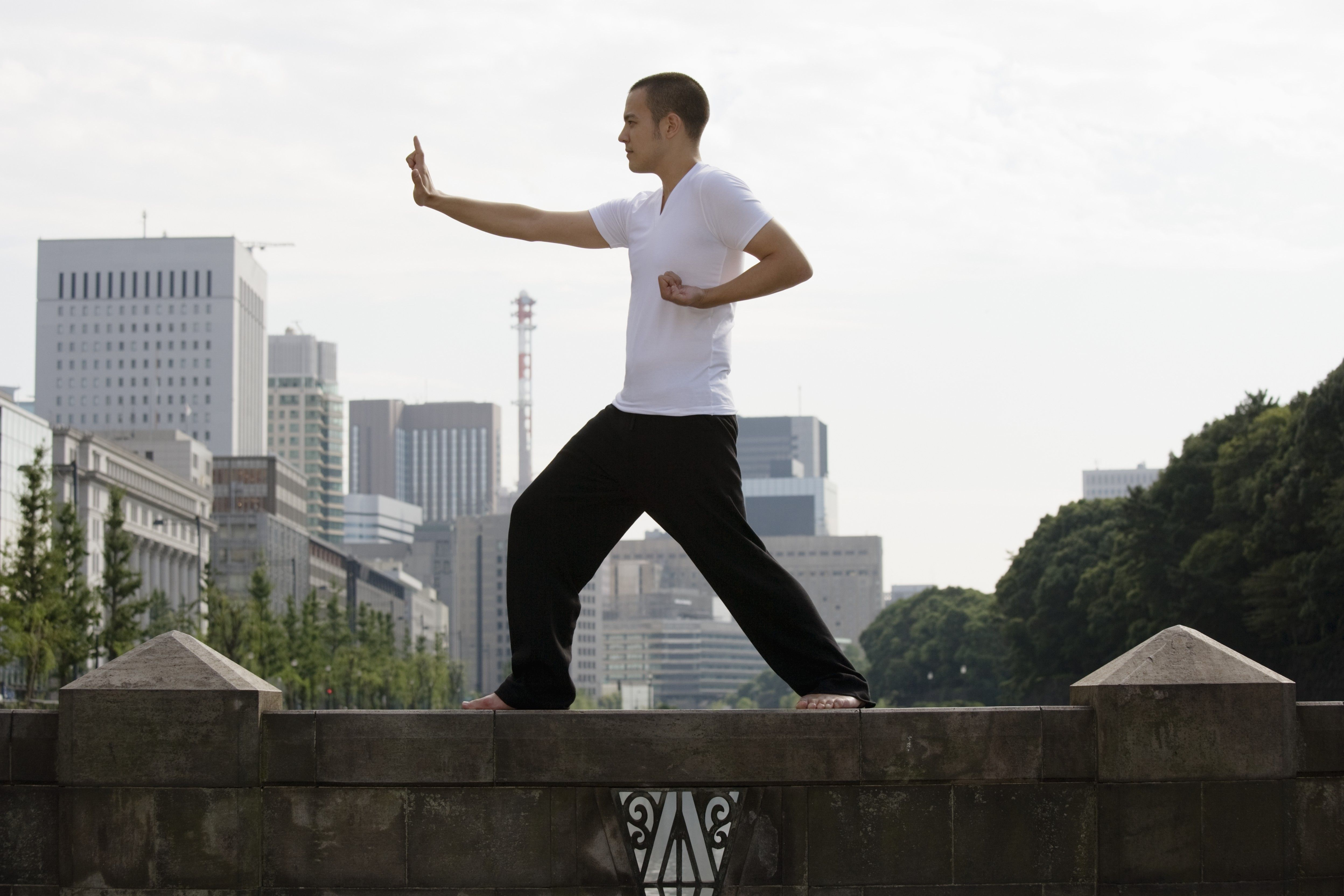 How You Can Use Tai Chi to Get Even Stronger