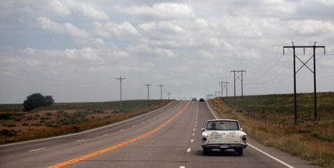 on the road 50 years later