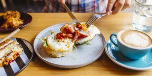 should runners skip breakfast?