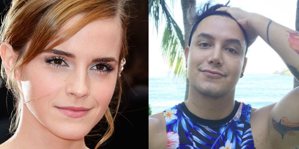 This male makeup artist's Emma Watson transformation will make you ...