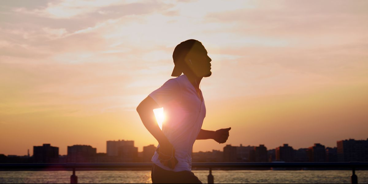 This Guy Ran a 5K Every Day for 30 Days