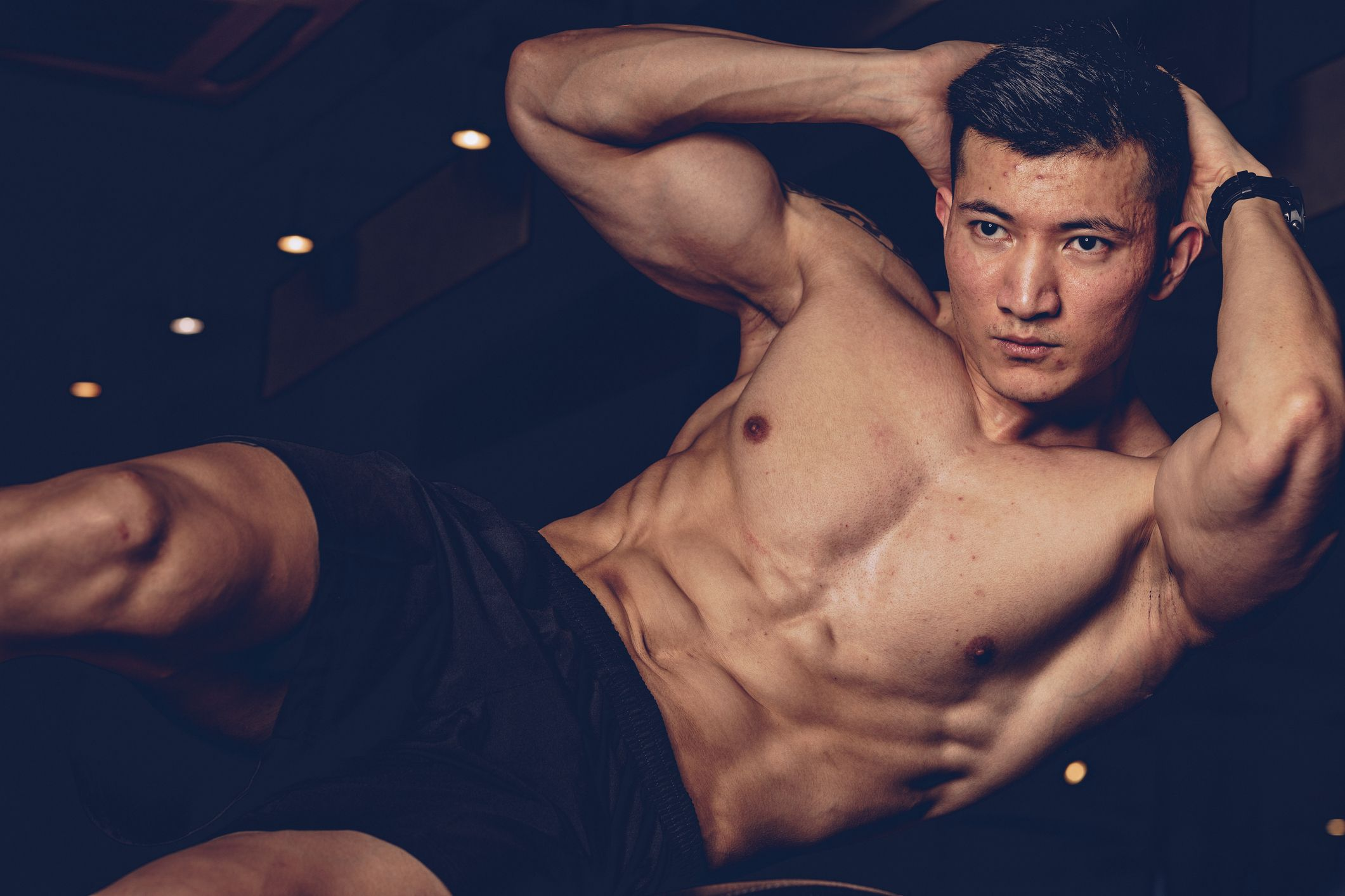 This Cardiac Core Session Will Shred Your Six-Pack