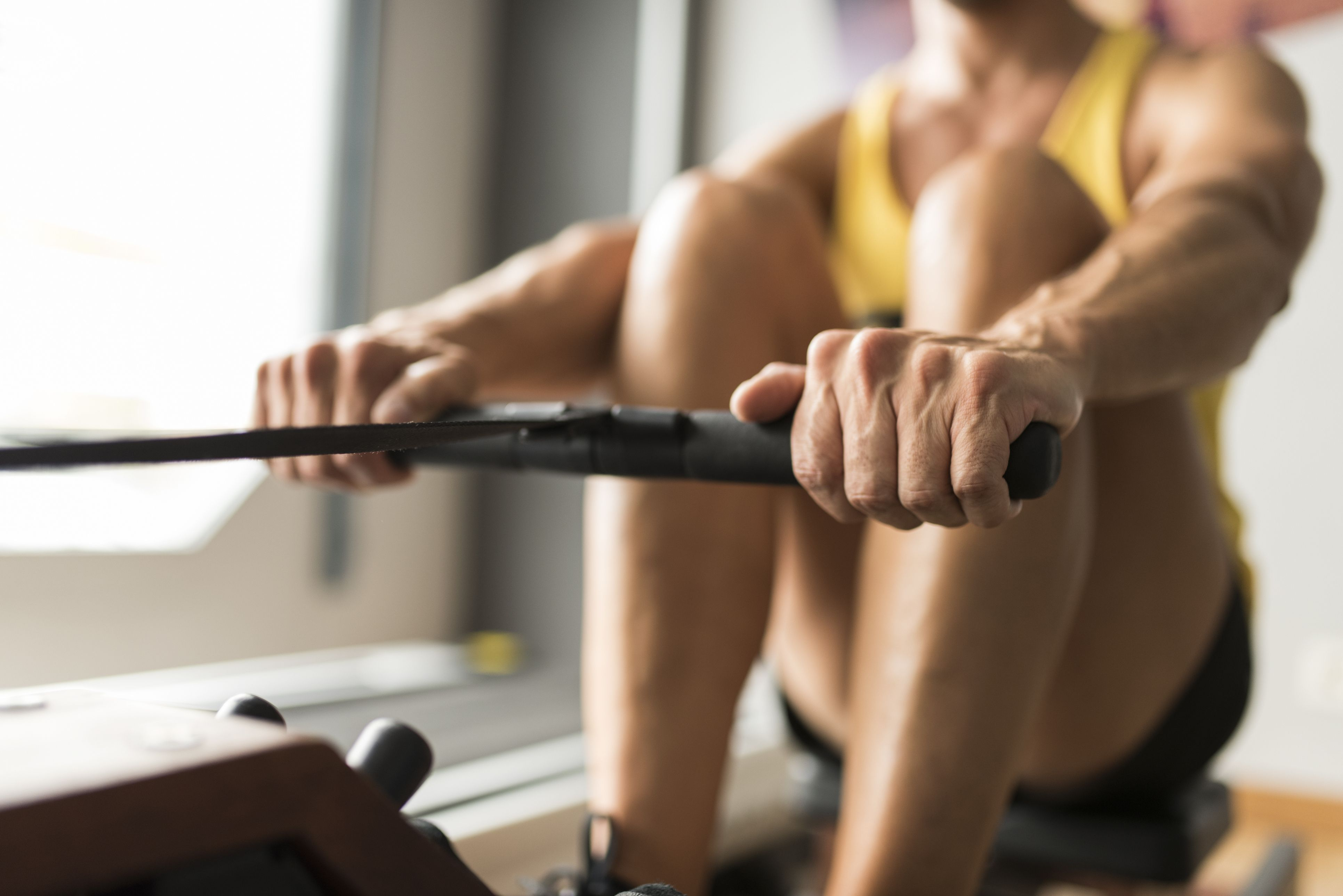 The Best Rowing Machine Workouts for Your Cross-Training Days