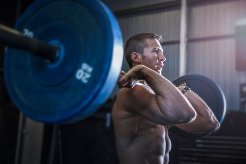 Power Clean: The Benefits and How to Master It Whether You