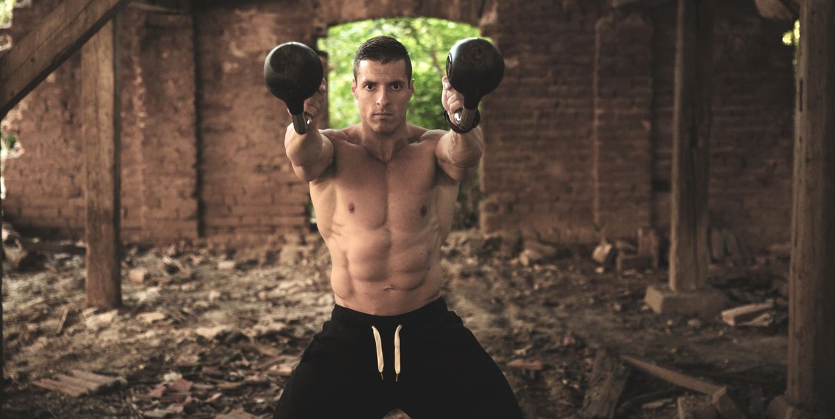 El entrenamiento de bíceps de 10 minutos para unos brazos grandes
