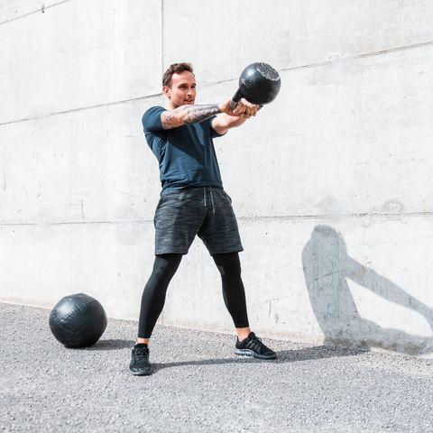 7 of the Best Kettlebell Exercises to Build Muscle, According to Experts - Thoughts Magazine