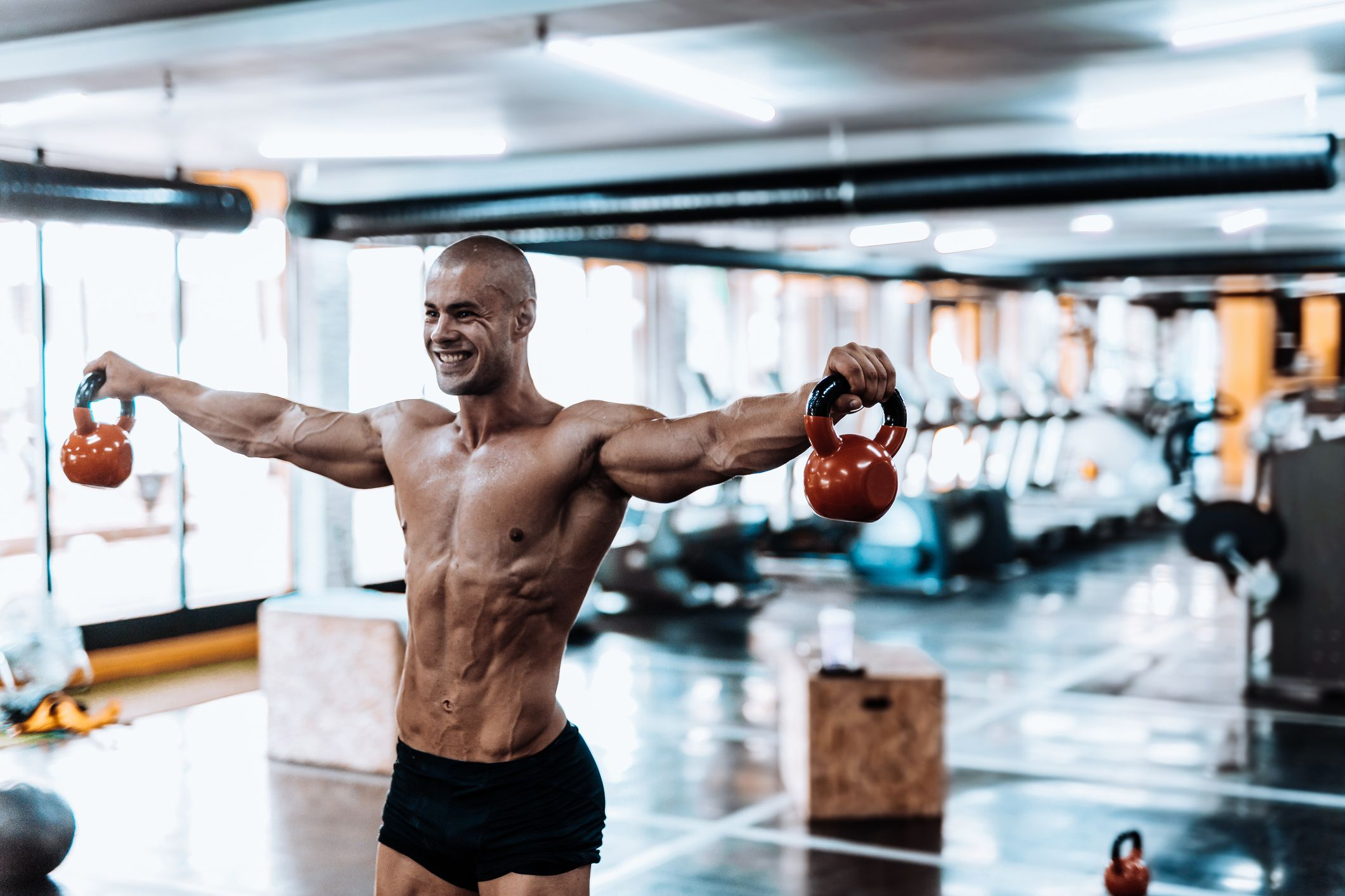 Blast Your Shoulders With This 5-Move, Zero-Press Workout