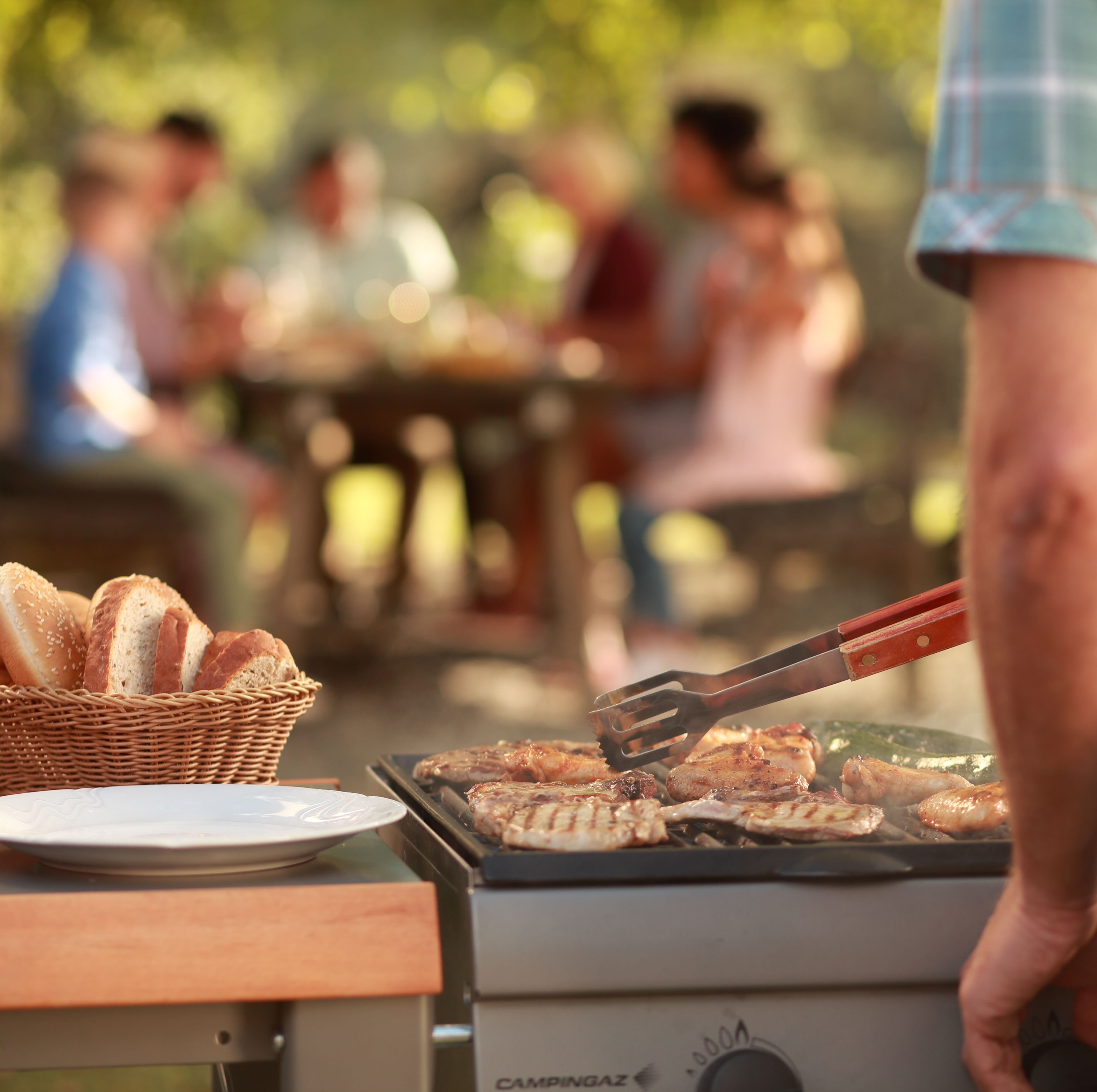 The best way to clean your barbecue
