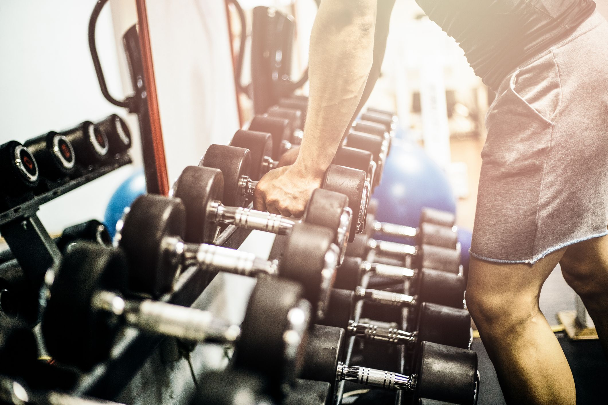 15 Minute Dumbbell Workout Superset Get Results Even Faster With This Intense Circuit