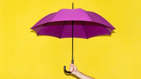 dit vertelt het neerslagpercentage over hoeveel het regent