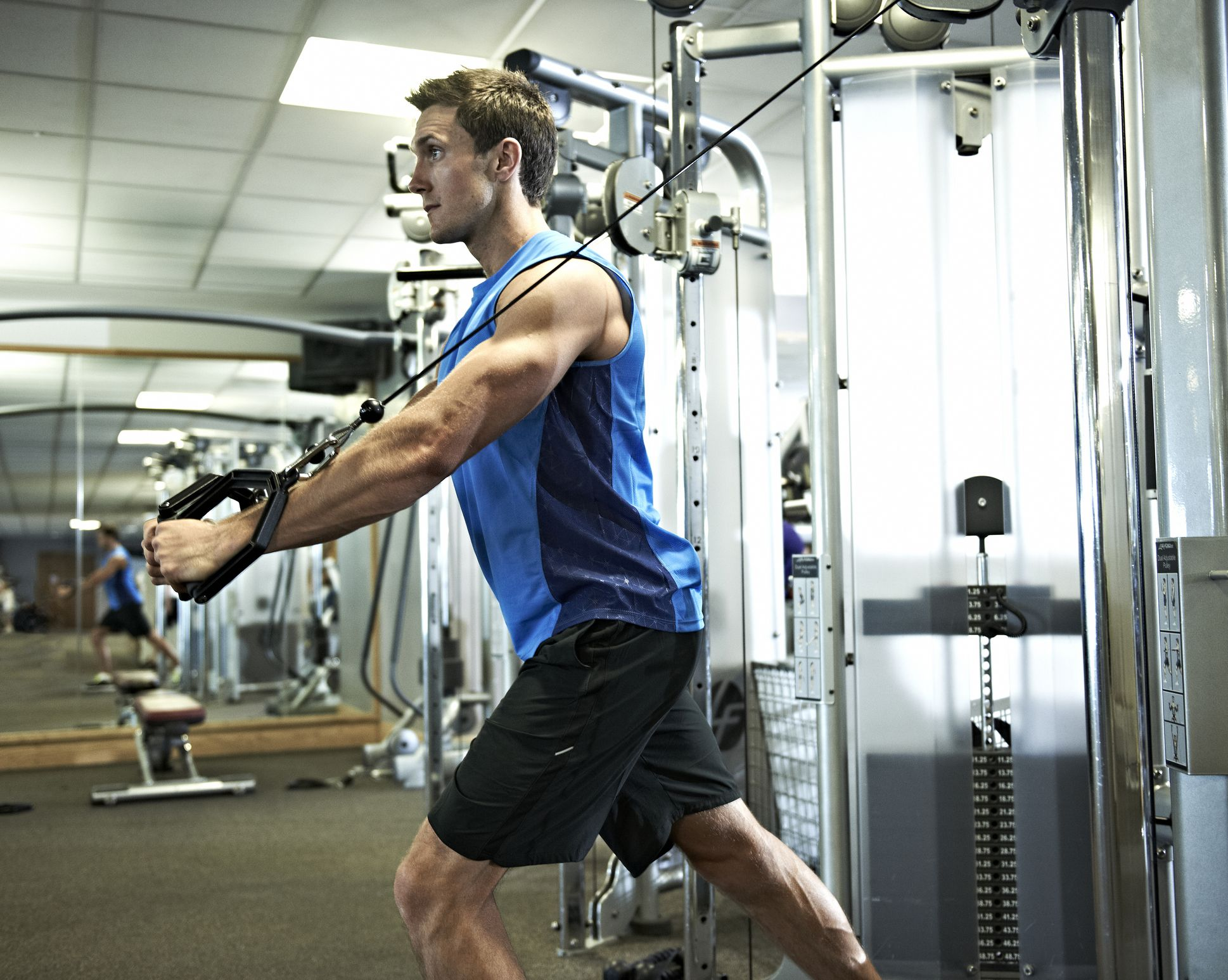 7 Core-Crushing Moves You Can Do at the Gym