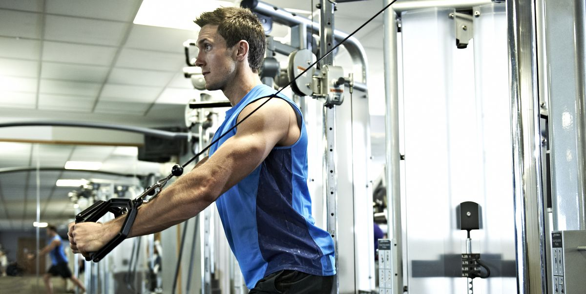 7 Core Moves You Can Do at the Gym
