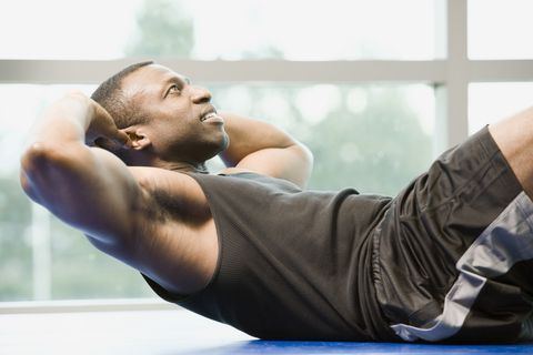 5 Ways to Build Super-Strong Abs After 40