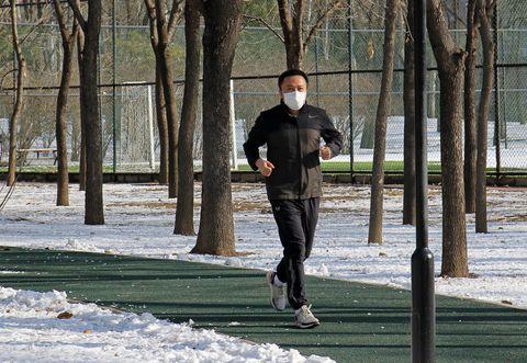 Beijing amid coronavirus outbreak
