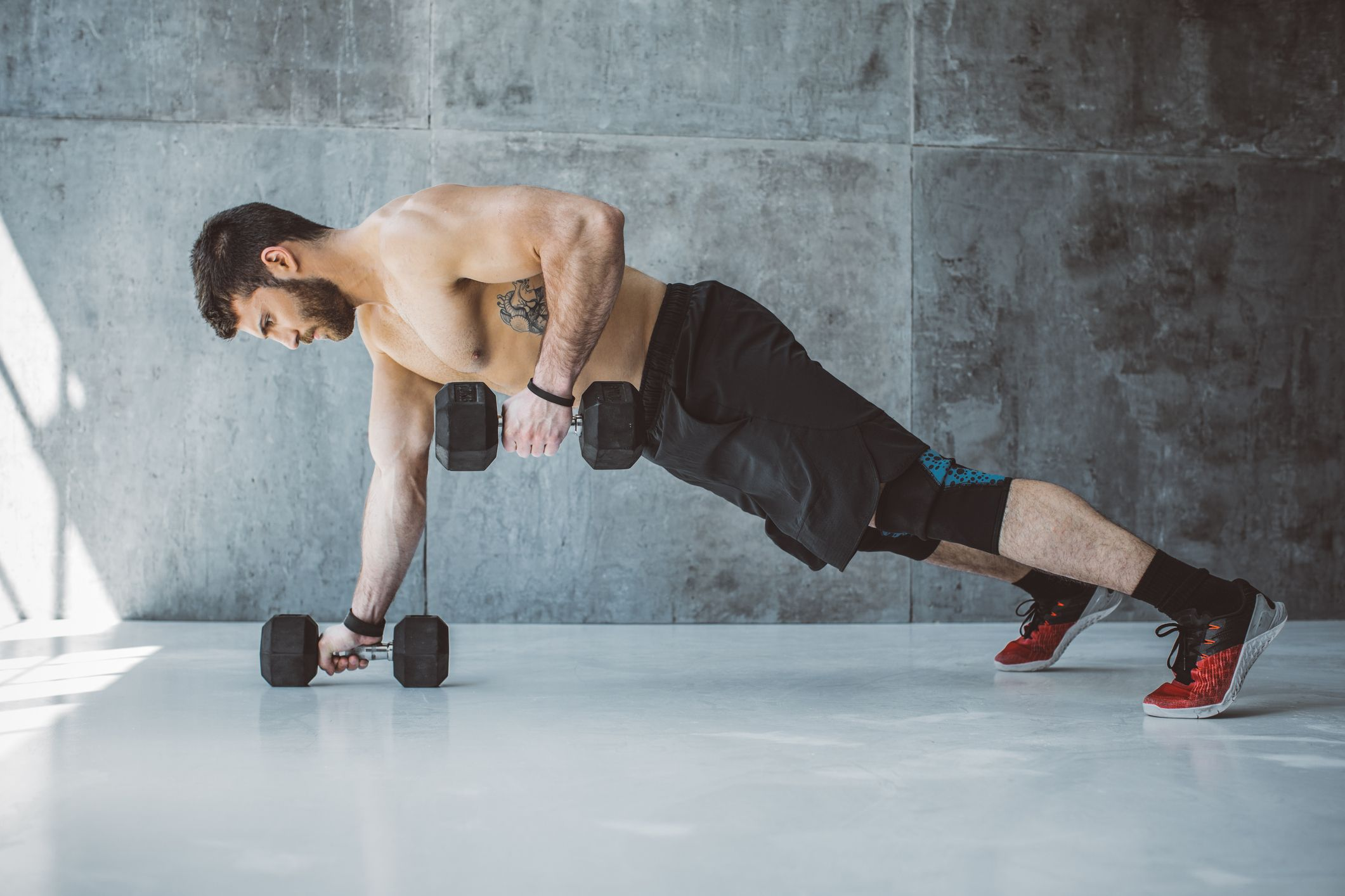 Get Shredded With This 30-Minute Countdown Workout